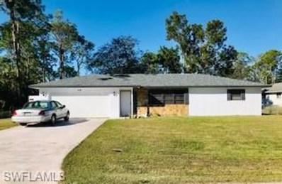 119 Truman AVE, Lehigh Acres, FL 33936 - MLS#: 218076414