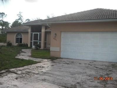 401 Truman AVE, Lehigh Acres, FL 33972 - MLS#: 218076419