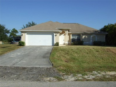 509 5th ST, Cape Coral, FL 33993 - #: 218076654