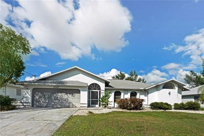 1017 18th TER, Cape Coral, FL 33991 - MLS#: 218076741