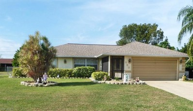 250 10th PL, Cape Coral, FL 33909 - MLS#: 218076869
