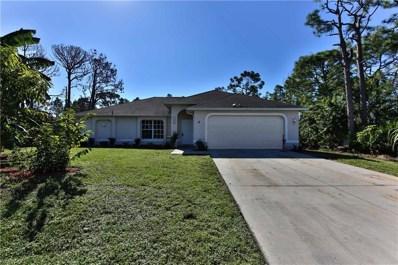 1028 Durand ST, Lehigh Acres, FL 33974 - MLS#: 218076876