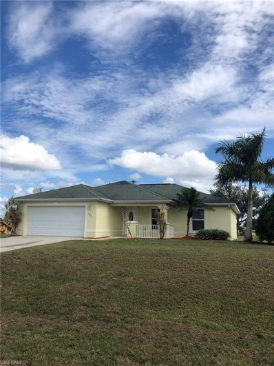 505 2nd AVE, Cape Coral, FL 33909 - MLS#: 218076969
