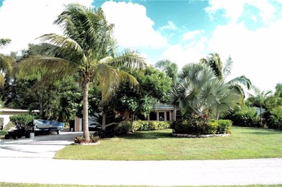 54 Seminole CT, Fort Myers, FL 33916 - MLS#: 218077240