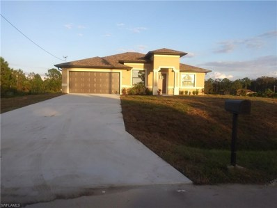 2710 6th Sw ST, Lehigh Acres, FL 33976 - MLS#: 218077396