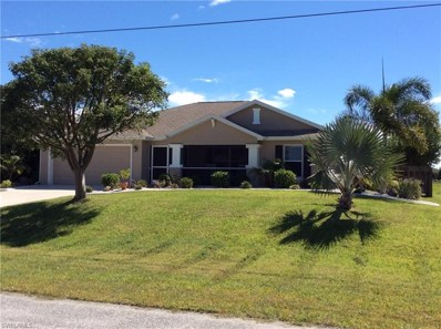 2718 10th TER, Cape Coral, FL 33993 - MLS#: 218077421