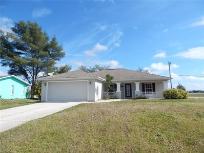 2119 15th PL, Cape Coral, FL 33909 - MLS#: 218077485