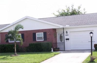 1358 Bunker WAY, Fort Myers, FL 33919 - MLS#: 218077500