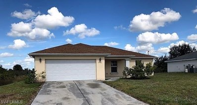 2704 58th W ST, Lehigh Acres, FL 33971 - #: 218077900