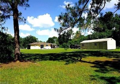 218 Grant AVE, Lehigh Acres, FL 33936 - MLS#: 218077973
