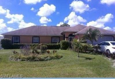 1616 12th LN, Cape Coral, FL 33991 - MLS#: 218078094