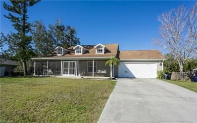 6733 Hartland ST, Fort Myers, FL 33966 - #: 218078131
