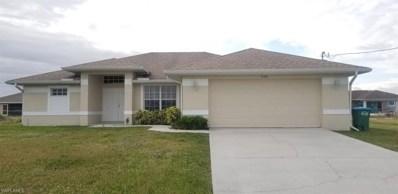 1106 20th ST, Cape Coral, FL 33993 - MLS#: 218078197