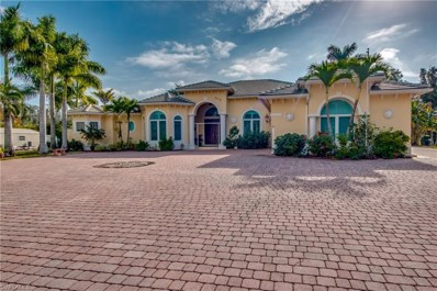6418 Pine Cone CT, Fort Myers, FL 33912 - MLS#: 218078210