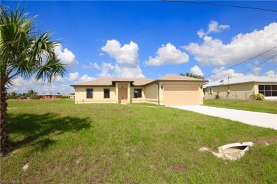 5218 Baron ST, Lehigh Acres, FL 33971 - MLS#: 218078357
