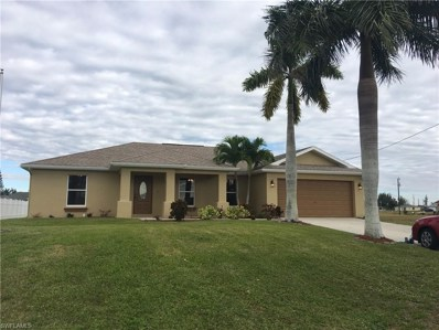 323 20th ST, Cape Coral, FL 33993 - #: 218078376