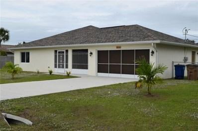 1634 Country Club PKY, Lehigh Acres, FL 33936 - MLS#: 218078464