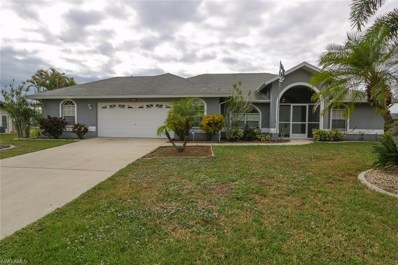 122 40th TER, Cape Coral, FL 33904 - MLS#: 218078516