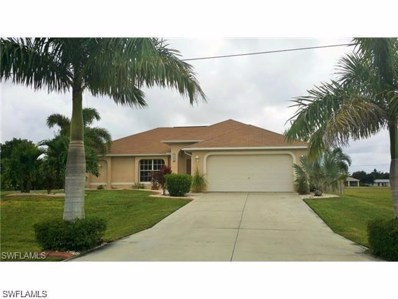 1720 2nd AVE, Cape Coral, FL 33993 - MLS#: 218078557