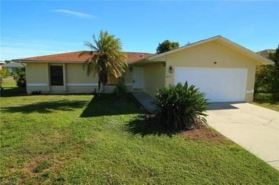 821 6th AVE, Cape Coral, FL 33909 - MLS#: 218078571