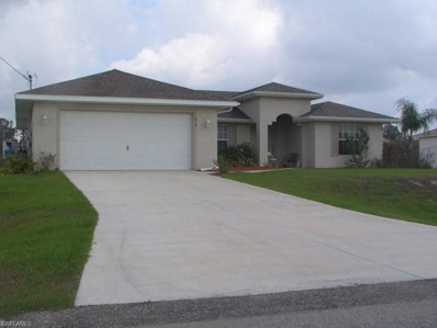 518 Paloma AVE, Lehigh Acres, FL 33974 - MLS#: 218078749