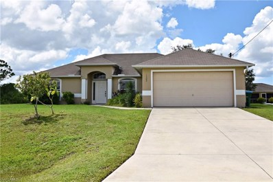 1302 7th PL, Cape Coral, FL 33909 - #: 218078873