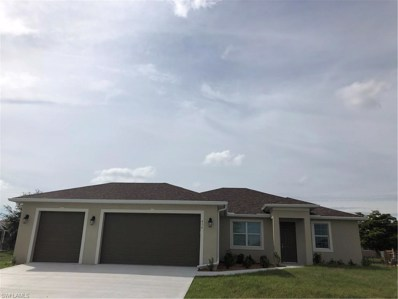 5310 Billings ST, Lehigh Acres, FL 33971 - MLS#: 218079025