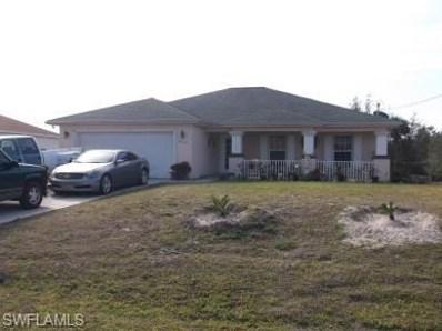 2515 55th W ST, Lehigh Acres, FL 33971 - #: 218079193