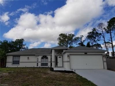 3716 Tallman ST, Fort Myers, FL 33905 - MLS#: 218079391