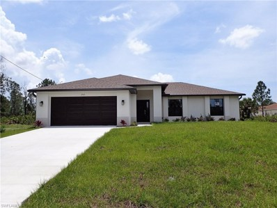 2503 20th W ST, Lehigh Acres, FL 33971 - MLS#: 218079476