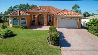 907 Anza AVE, Lehigh Acres, FL 33971 - MLS#: 218079479