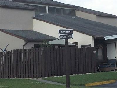 12966 Elm Creek CT, Fort Myers, FL 33919 - MLS#: 218079561