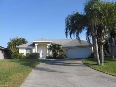 3345 17th AVE, Cape Coral, FL 33904 - #: 218079600