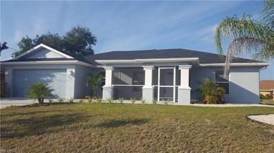4216 30th Sw ST, Lehigh Acres, FL 33976 - MLS#: 218079713