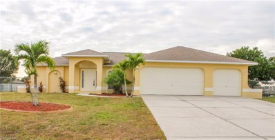 244 10th AVE, Cape Coral, FL 33909 - MLS#: 218079804
