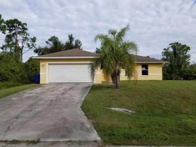 1245 Augusta E ST, Lehigh Acres, FL 33974 - MLS#: 218079916