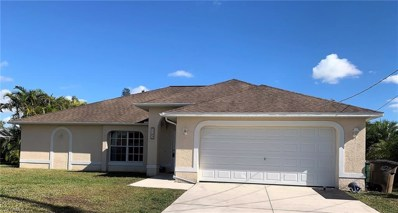 1127 28th PL, Cape Coral, FL 33993 - MLS#: 218079984