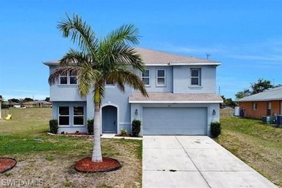 1827 15th PL, Cape Coral, FL 33909 - MLS#: 218080218