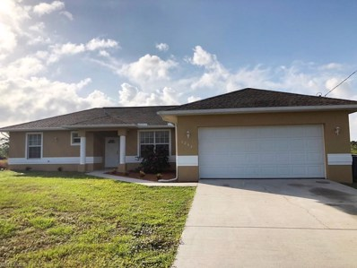 1242 Cellini E ST, Lehigh Acres, FL 33974 - MLS#: 218080222