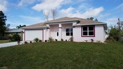 8437 Cardinal RD, Fort Myers, FL 33967 - MLS#: 218080311