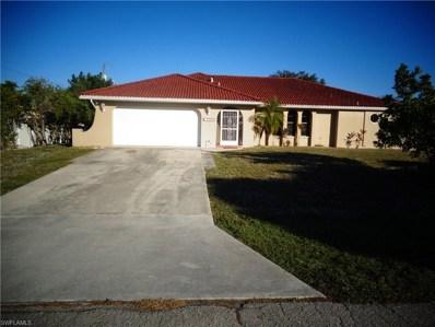 110 Riviera ST, Lehigh Acres, FL 33936 - MLS#: 218080328