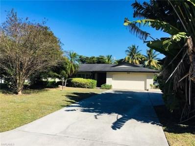 611 Bayside DR, Fort Myers, FL 33919 - #: 218080532