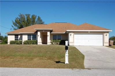 2437 9th ST, Cape Coral, FL 33993 - #: 218081036