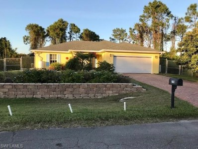 2710 5th Sw ST, Lehigh Acres, FL 33976 - MLS#: 218081078