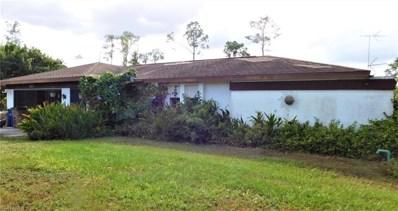 1017 Michael AVE, Lehigh Acres, FL 33936 - #: 218081178