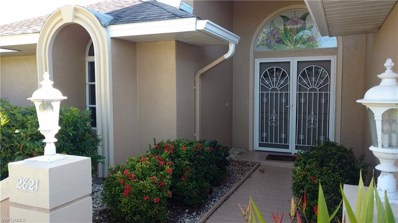 2821 10th AVE, Cape Coral, FL 33904 - #: 218081281