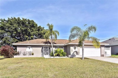1105 24th ST, Cape Coral, FL 33991 - #: 218081540