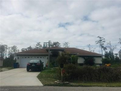 758 Halsey AVE, Lehigh Acres, FL 33974 - #: 218081592