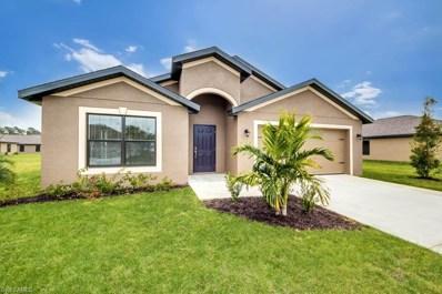 859 Rue Labeau CIR, Fort Myers, FL 33913 - #: 218081679