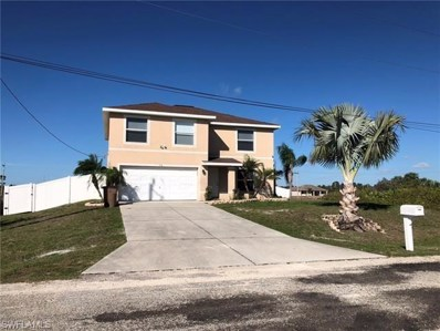 918 Marilyn S AVE, Lehigh Acres, FL 33974 - MLS#: 218081854
